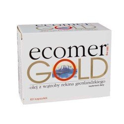 Ecomer Gold kapsułki 60 kaps.