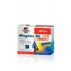 Doppelherz Aktiv Magnez-B6 400 Ultra Fast saszetki 20 sasz.