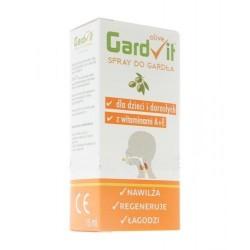 Gardvit Olive A+E spray o miętowym aromacie 15 ml