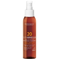 Dermedic Sunbrella Spf 20 olejek do ciała 125ml
