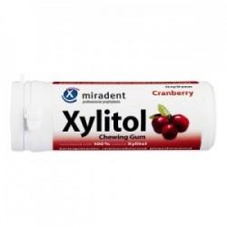 Xylitol guma do żucia żurawina 30 szt.