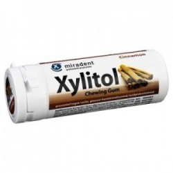 Xylitol guma do żucia cynamon 30 szt.