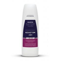 Pilomax szampon do dojrzałej skóry głowy rekomendowany kobietom 40+ 200ml