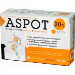 Aspot tabletki 50 tabl.
