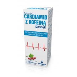 Cardiamid z Kofeiną krople 100 ml