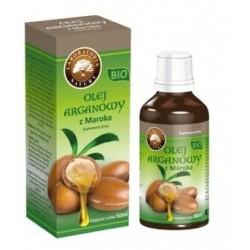 Olej Arganowy z Maroka 50 ml