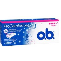 O.B. ProComfort Night Super tampony 16 szt.