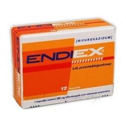 Endiex 200 mg kapsułki 12 kaps.