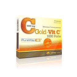 Gold-Vit C 1000 Forte kapsułki 30 kaps.