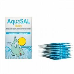 AquaSAL Baby bezsmakowy 10 sasz.