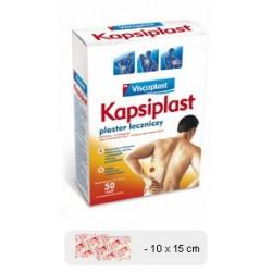Kapsiplast plaster leczniczy 10cm x 15cm 1szt.