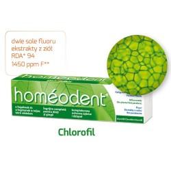 Homeodent Chlorofil pasta do zębów 75 ml