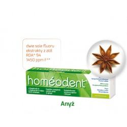 Homeodent Anyż Kompleksowa ochrona zębów i dziąseł pasta do zębów 75 ml