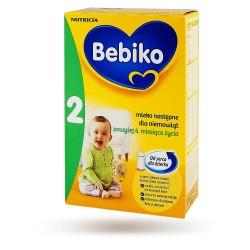 Bebiko 2 mleko następne proszek 350 g