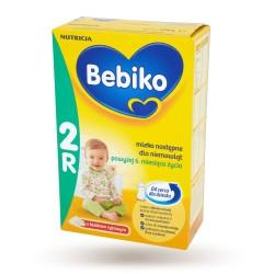 Bebiko 2 R mleko następne z kleikiem ryżowym proszek 350 g