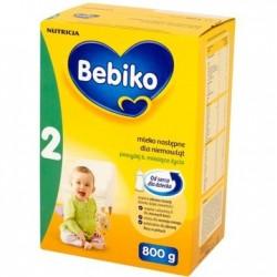 Bebiko 2 mleko następne proszek 800 g