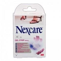 Nexcare Gel Strip Small plastry żelowe na pęcherze małe 6 plastrów 1 op.