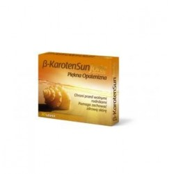 B-KarotenSun Forte tabletki 30 tabl.