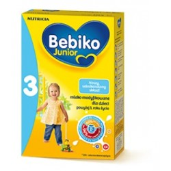 Bebiko Junior 3 mleko następne proszek 350 g