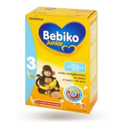 Bebiko Junior 3 mleko następne proszek o smaku bananowym 350 g