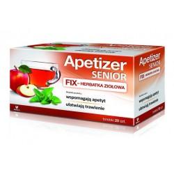 Apetizer Senior Fix herbata saszetki 20 sasz.