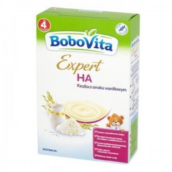 BoboVita Expert Ha Kaszka o smaku waniliowym 200g