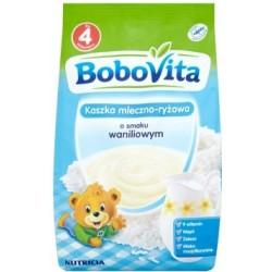 BoboVita Expert Kaszka mleczno - ryżowa o smaku waniliowym 230g