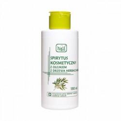 Spirytus kosmetyczny z olejkiem z drzewa herbacianego 150 ml