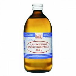 1,9% Roztwór kwasu borowego 500 g