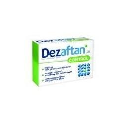 Dezaftan Control tabletki 30 tabl.