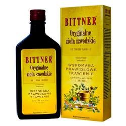 Bittner Oryginalne Zioła Szwedzkie 100 ml