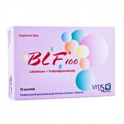 BLF 100 Laktoferyna + Fruktooligosacharydy saszetki 10 sasz.