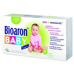 Bioaron Baby 6m+ kapsułki twist-off 30 kaps.