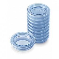 AVENT Pokrywki na pojemniki do przechowywania żywności 10 sztuk