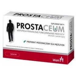 Prostaceum tabletki 60 tabl.