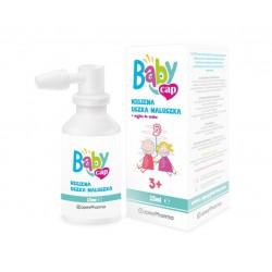 Babycap Higiena uszka maluszka + myjka 15ml
