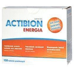 Actibion Energia tabletki 150 tabl.