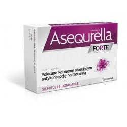 Asequrella Forte tabletki powlekane 20 tabl.