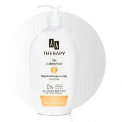 AA Therapy Dla diabetyków mydło do mycia stóp 300 ml