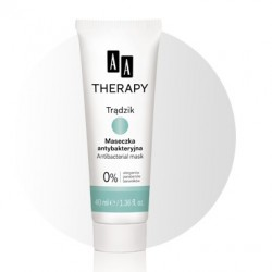 AA Therapy Trądzik Maseczka antybakteryjna 40 ml