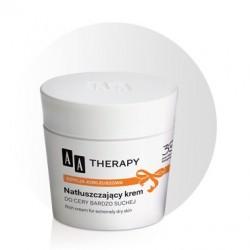 AA Therapy Edycja Jubileuszowa Natłuszczający krem do cery bardzo suchej 50 ml