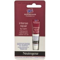 Neutrogena Formuła Norweska Intensywnie regenerujący balsam do ust 15ml