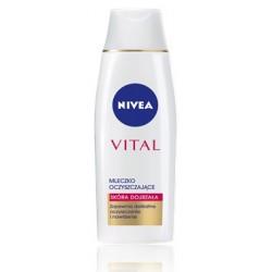 Nivea Vital mleczko oczyszczające 200ml