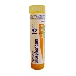 Kalium phosphoricum 15 CH granulki 4 g ( ok. 80 granulek)