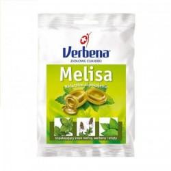 Verbena Melisa ziołowe cukierki 60g