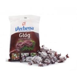 Verbena Głóg ziołowe cukierki 60g