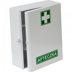 BoxMet Medical Szafka metalowa na apteczkę bez wyposażenia 1szt.