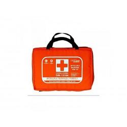 Apteczka Biurowa DIN 13164 (torba) wyposażenie zalecane do ochrony 5 osób 1szt.