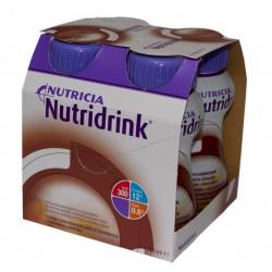 Nutridrink o smaku czekoladowym 4 x 200 ml