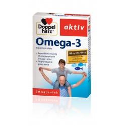 Doppelherz Aktiv Omega-3 kapsułki 30 kaps.